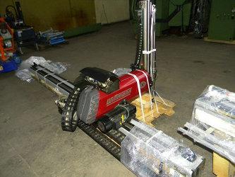 robot kraussmaffei