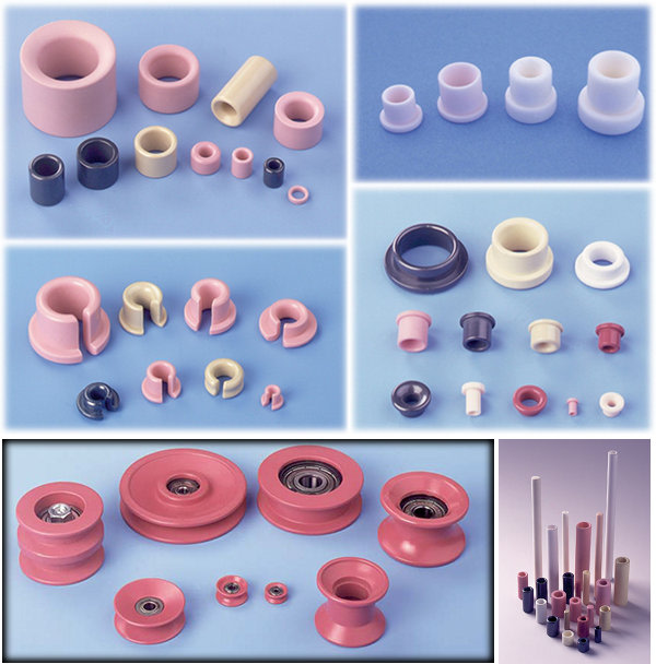 przelotki ceramiczne
