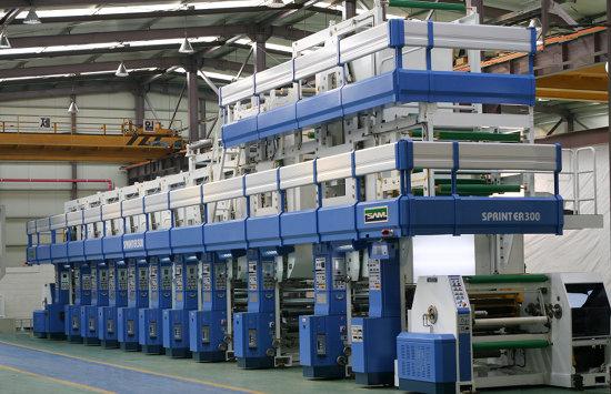 Maszyna rotograwiurowa Sprinter 300
