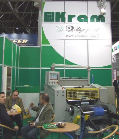 firma Kram na targach K 2007