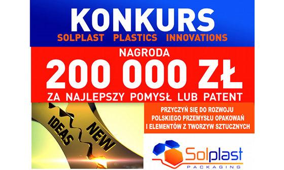 Konkurs Solplast Plastics Innovations