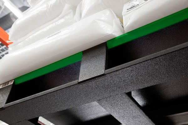 Smart pallets sealed with Elastocoat C from BASF - News at