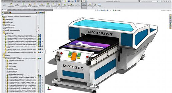 oxiprint - drukarki cyfrowe