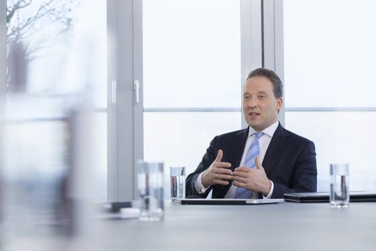 Matthias Zachert - Prezes Zarządu LANXESS