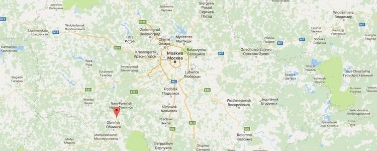Vorsino map