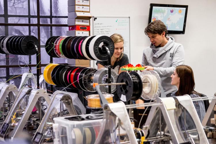 filamenty do drukarek 3d