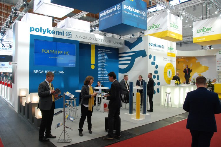 Polykemi booth