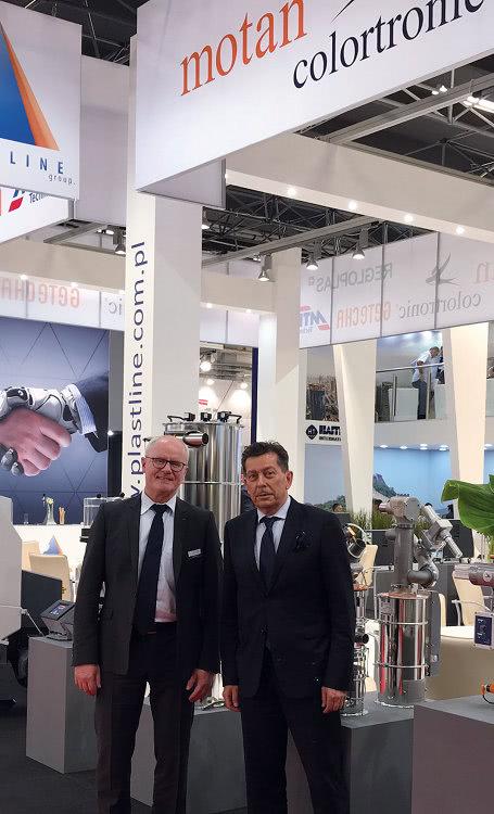 Jacek Dobrzyński, Plast Linei Jochen Freier, Dyrektor Sprzedaży Motan-Colortronic Export