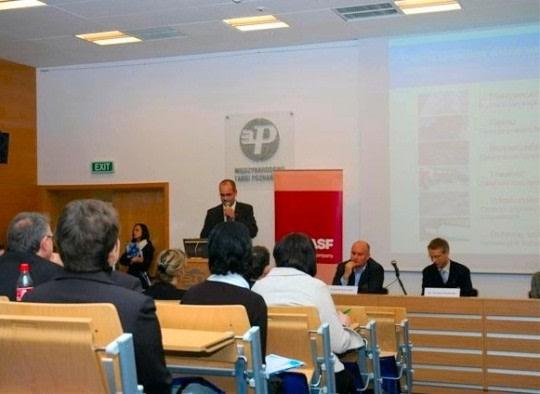 Artur Sokołowski z BASF Polska mówi o tworzywach sztucznych koncernu