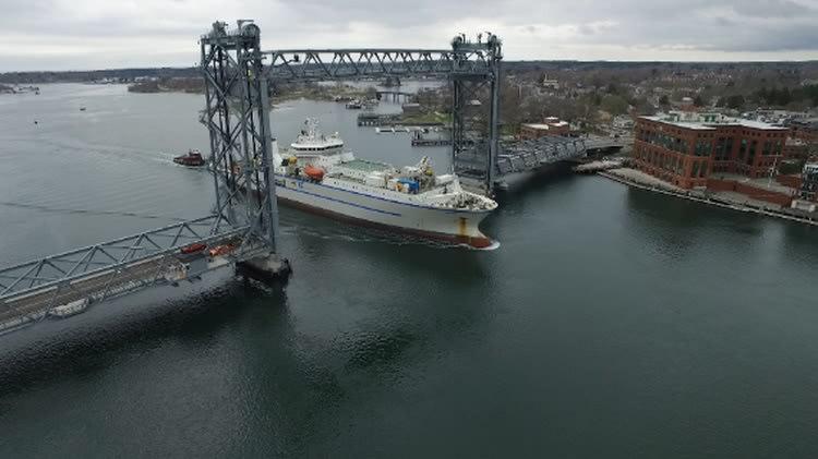 Most podnoszący