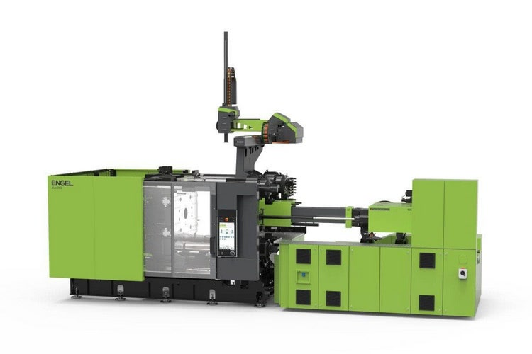 During the Fakuma, a duo 1060/350 injection moulding machine will be used for the production of highly decorated sample components.