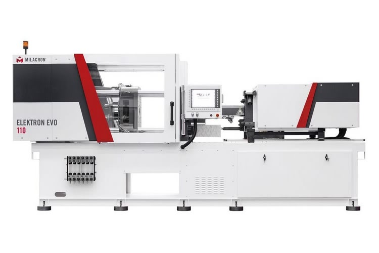 Milacron Injection Moulding Machine
