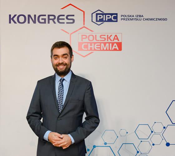 Tomasz Zieliński, Prezes Zarządu Polskiej Izby Przemysłu Chemicznego