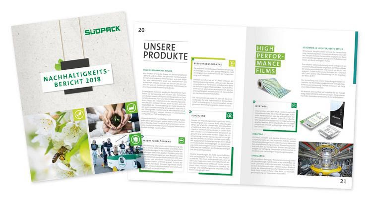 Südpack sustainability report 2018