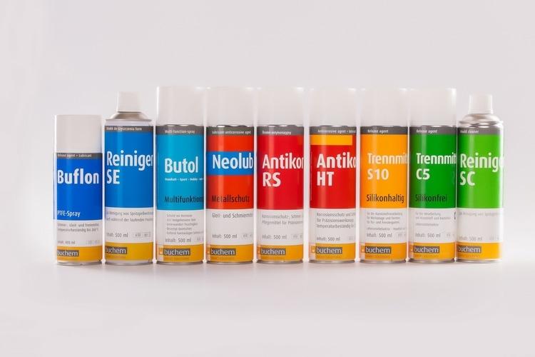 Środki chemiczne Buchem