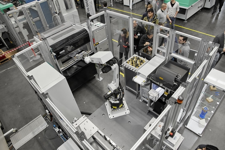 Arburg AM Factory