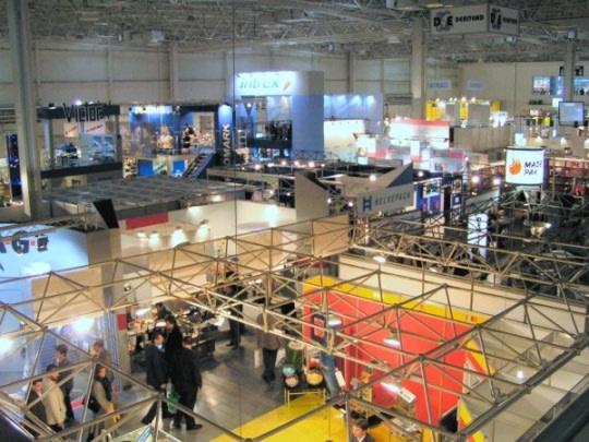 Międzynarodowy Salon Techniki Pakowania i Logistyki Taropak
