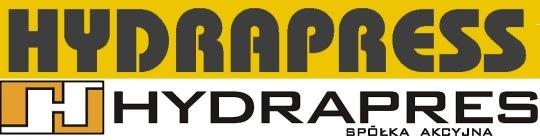 stare i nowe logo firmy Hydrapres