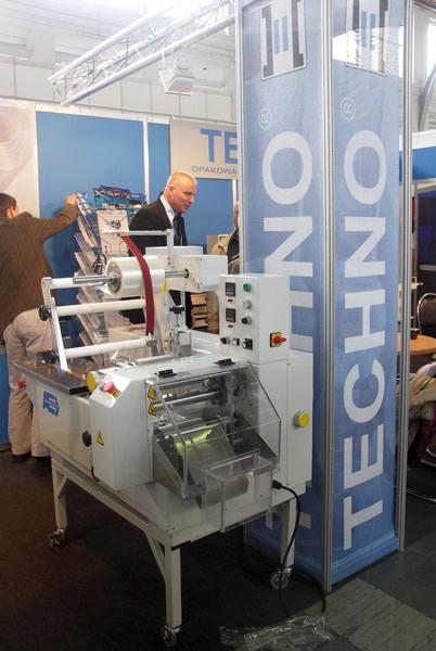 Firma Techno na targach Taropak