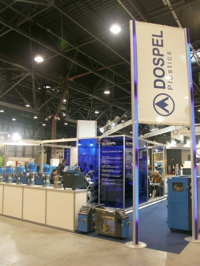 Firma DospelPlastics na targach RubPlast Expo w Sosnowcu