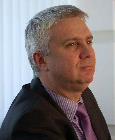 Longin Wons, prezes firmy Rafamet