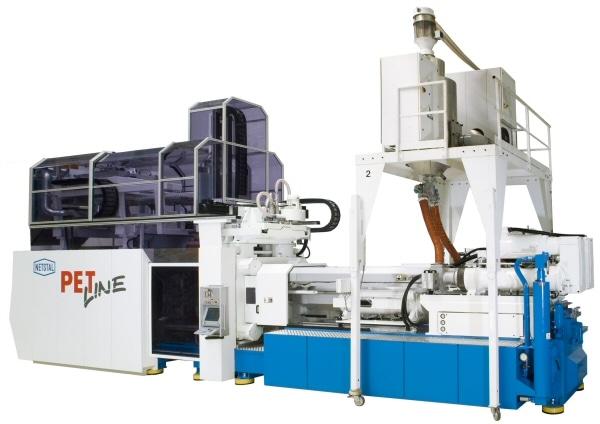 Nowe rozwiązania firmy Netstal w produkcji preform