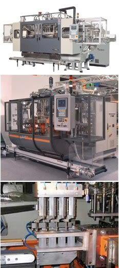 Nowe maszyny do formowania wtryskowego