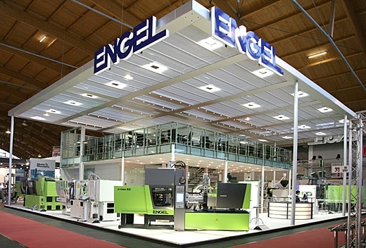 Engel at Fakuma