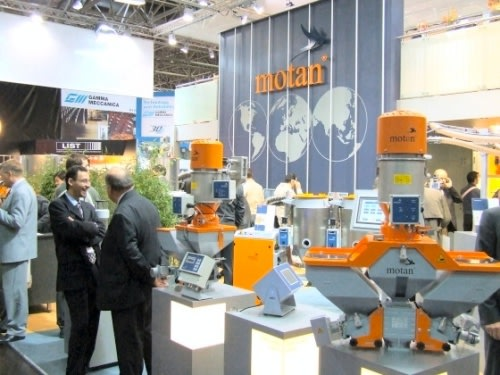 Motan, Colortronic and Colortronic Systems: all three together