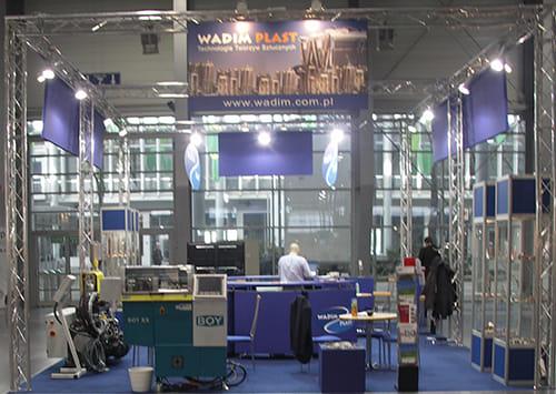 Wadim Plast na targach EPLA 2010 w Poznaniu