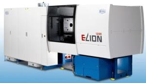 E-Lion - Wtryskarka elektryczna