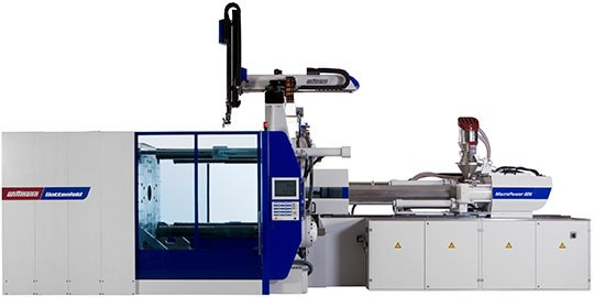 New injection moulding machines launched by Wittmann Battenfeld