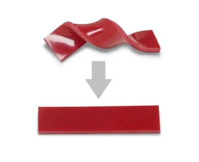 Nowy typ polimerów z pamięcią kształtu