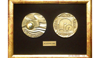 Medal targów Plastpol dla firmy Friul Filiere