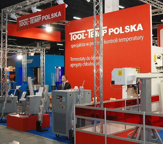 Firma Tool-Temp Polska wyróżniona na targach Plastpol 2010