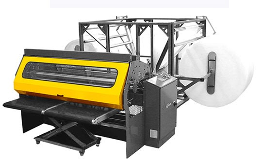 Parsifal - maszyna opakowaniowa firmy Offmar