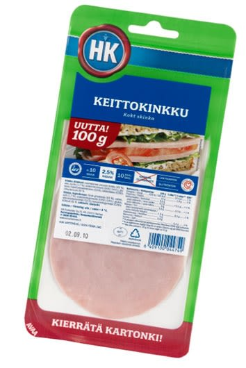 Stora Enso produces board-based tray for cold cuts