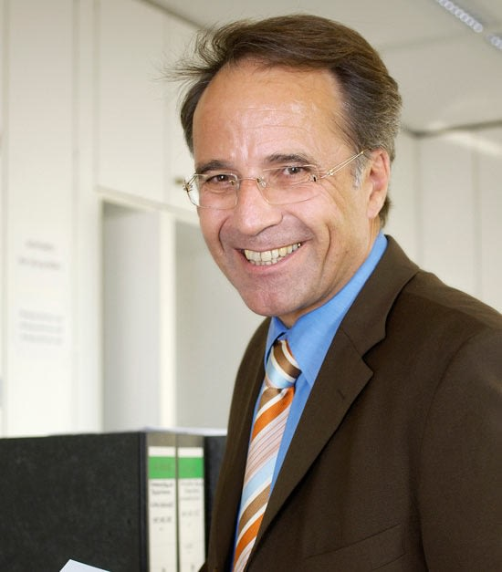 Bernhard Hantmann, Regional Sales Manager for Central and Eastern Europe of Ball Packaging Europe