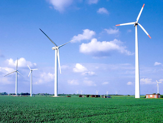Composites in wind energy