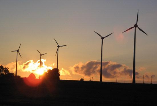 Composites in wind energy
