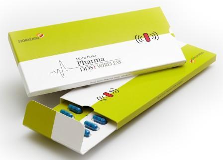 Stora Enso, Pharmapack 2011,  Pharma DDSi Wireless