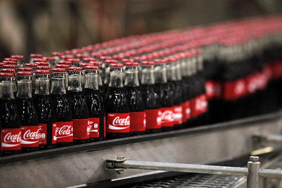 Cooperation between Coca Cola and ECO Plastics