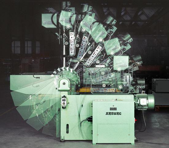 Arburg anniversary: 50 years of Allrounder - News at Plastech Vortal