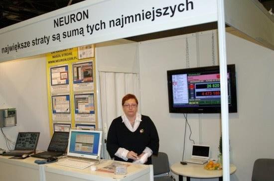 Firma Neuron ze Stargardu Szczecińskiego otrzymała wyróżnienie Targów Kielce w trakcie wystawy Plastpol 2011.