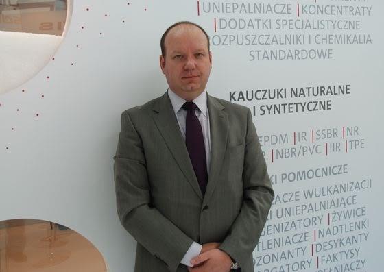 Krzysztof Ochał, Brenntag