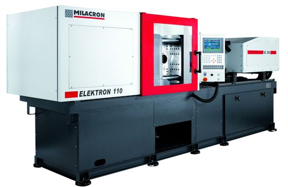 Energy-saving injection molding with Elektron
