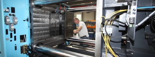 European centre of competence for electric injection moulding machines