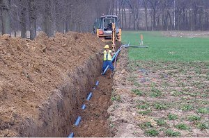 BorSafe PE100 LS-H Borealis for underground water pipe systems