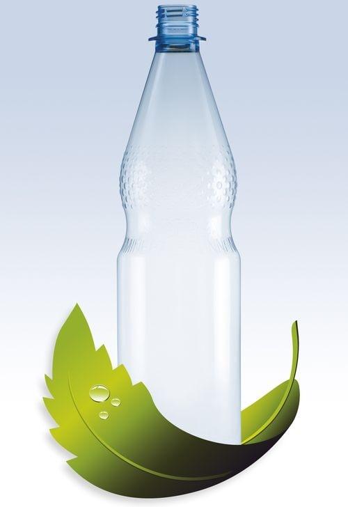 Petainer bottle