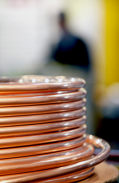 Plastic pipe production benefits from demand within Germany